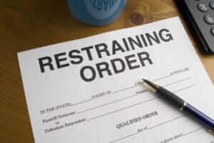 Restraining Order Case Camden County NJ