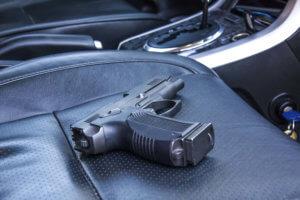 Unlawful Possession of a Handgun